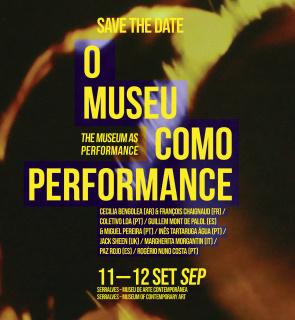 O Museu como Performance