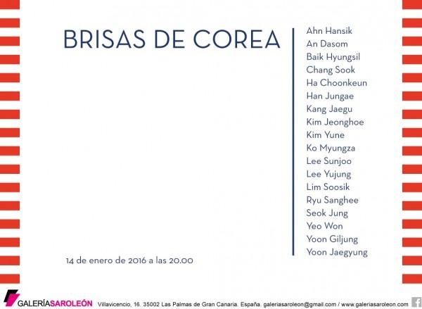Brisas de Corea