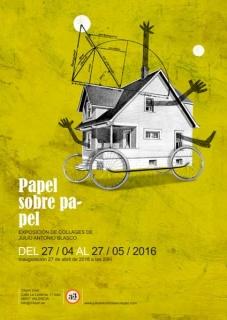 Julio Antonio Blasco, Papel sobre papel