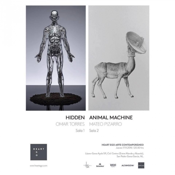 Hidden / Animal Machine