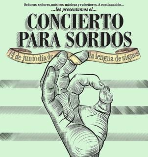 Concierto para Sordos_En clave de Performance artística