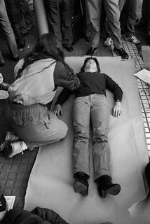 Silueteando I. El Siluetazo. Buenos Aires, 21/22 de septiembre 1983