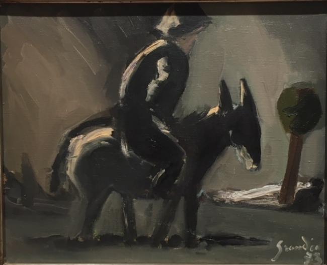 Tino Grandi?o, 1973 – Cortesía de la galería About Art