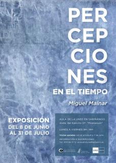 Miguel Mainar. Percepciones en el Tiempo