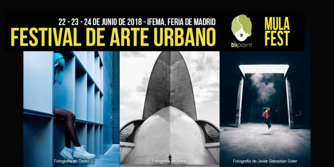 I Festival Internacional de Fotografía Urbana Blipoint Mulafest