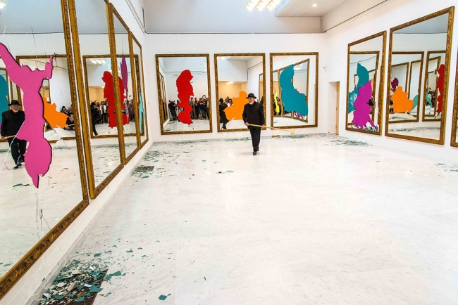 Eleven Less One 1, 2, 3 e 4 Aalborg - Kunsten Museum 2016 Eleven Less one Michelangelo Pistoletto