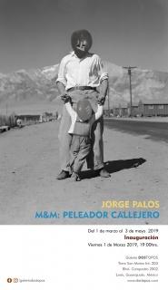 M&M: Peleador Callejero