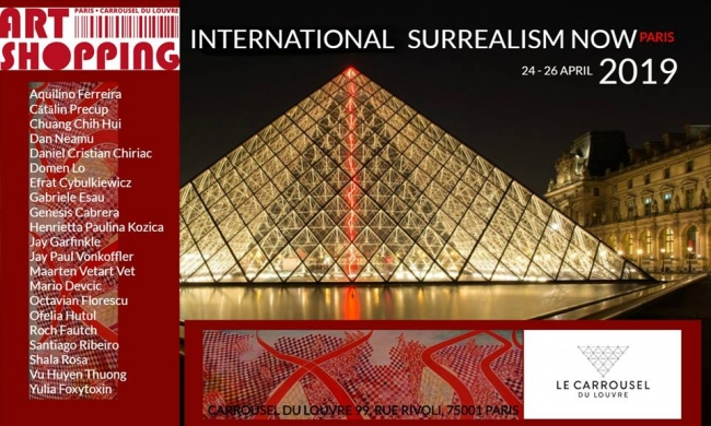 International Surrealism Now en Paris