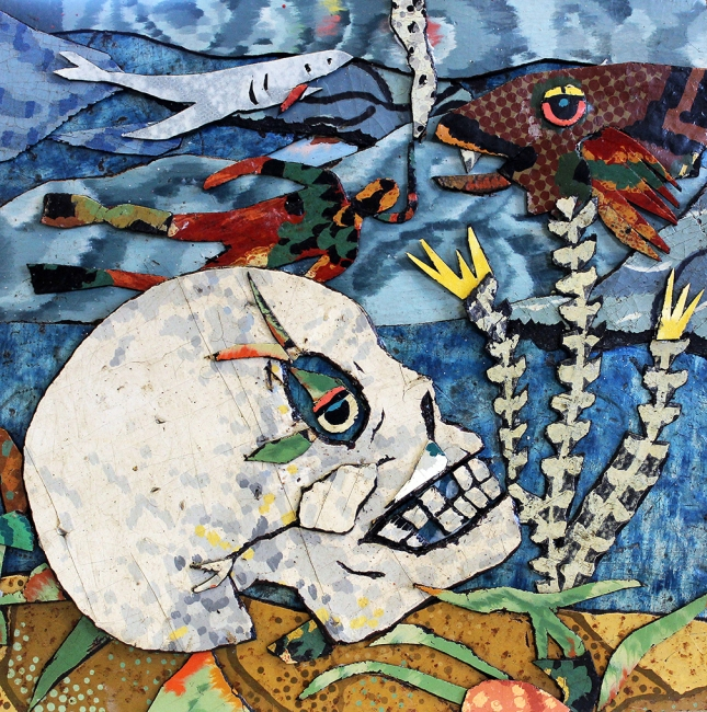 Skull Bottom sea