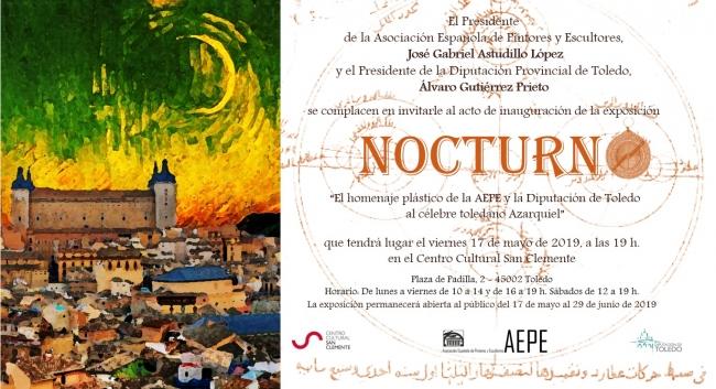 Nocturno Toledo, Invitación AEPE