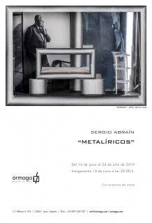 Sergio Abraín. Metalíricos