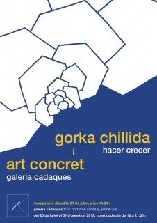 Gorka Chillida i art concret