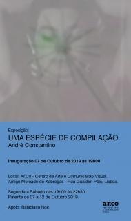 Uma espécie de compilação – André Constantino
