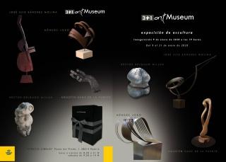 3+1 ART MUSEUM ESPACIO CIBELES CORREOS MADRID