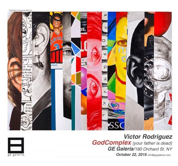 Víctor Rodriguez - God Complex