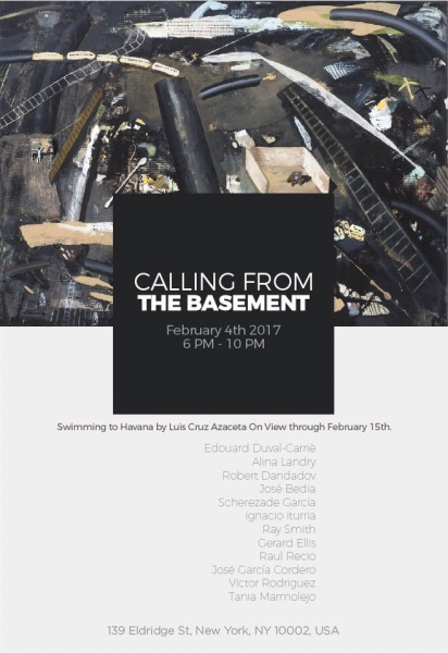 Calling from the basement