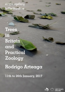 Rodrigo Arteaga. Trees in Britain and Practical Zoology