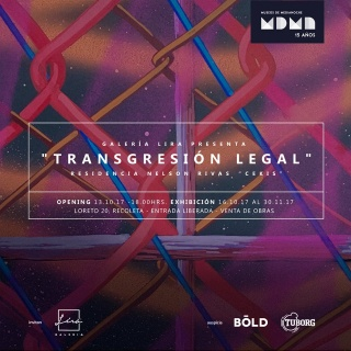 TRANSGRESIÓN LEGAL