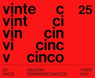 25 años - Galeria Fernando Santos