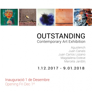 Outstanding: Contemporary Art Exhibition