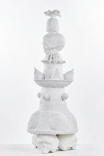 Pedro Valdez Cardoso, Cantaria #5, 2015, 108x43x43 cm. – Cortesía de Artadentro