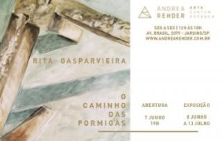 Rita Gasparvieira. O Caminho das Formigas