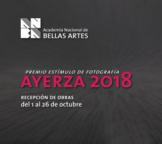 Premio Estímulo de Fotografía Francisco Ayerza 2018