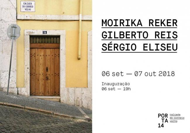 Moirika Reker - Gilberto Reis - Sérgio Eliseu