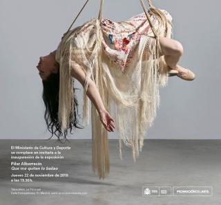 Pilar Albarracín. Que me quiten lo bailao