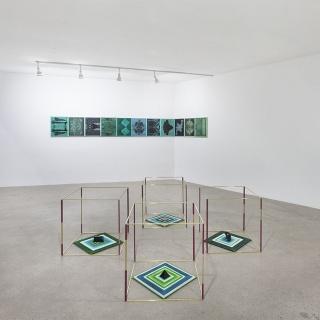 Tezcatlocan, Claudia Peña Salinas, Galería CURRO