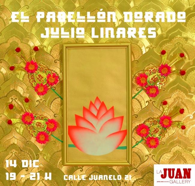 Julio Linares. El Pabellón Dorado