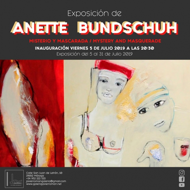 Anette Bundschuh. Misterio y mascarada