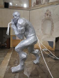 Moisés Gil. Topologies de l'espai escultòric — Cortesía del artista