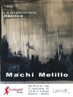 La experiencia Onírica de Machi Melillo