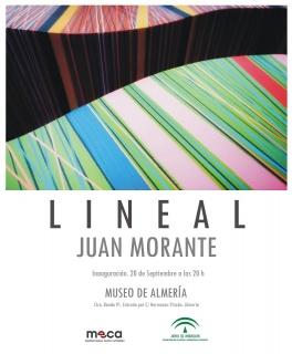 Exposición Lineal de Juan Morante
