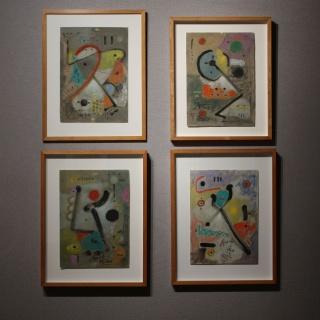 Exposición Esteban Lisa y Pietro Spada