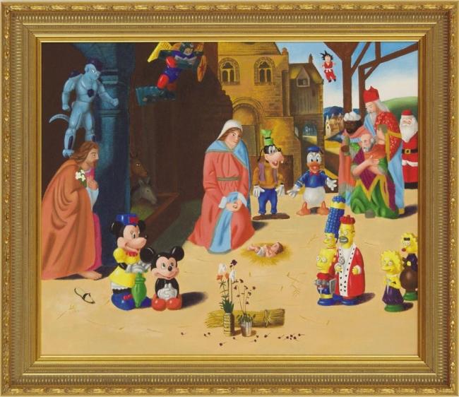 Identidades Híbridas. Un país diverso y multicultural llamado Colombia — Cortesía del Museo de Arte Contemporáneo de Bogotá