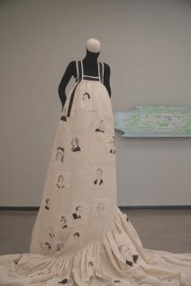 Delia Cancela, Homenaje a Mujeres Artistas, 2018 — Cortesía del Fundación Proa