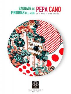 Cartel exposición Montilla