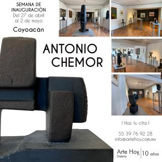 Antonio Chemor