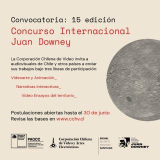 15º Concurso Internacional Juan Downey