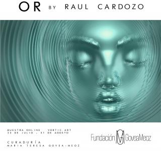 OR By Raul Cardozo Invitación