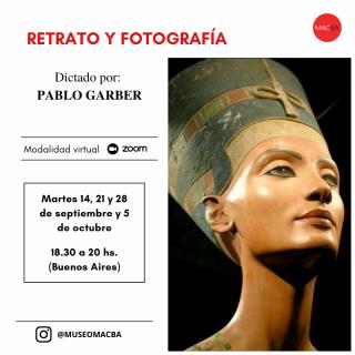 rETRATO Y FOTOGRAFÍA