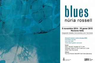 Núria Rossell, Blues