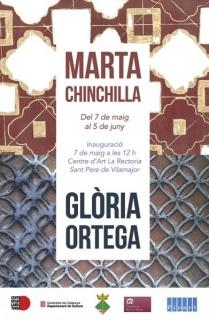 Marta Chinchilla i Glòria Ortega