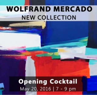 Wolfrand Mercado. New Collection
