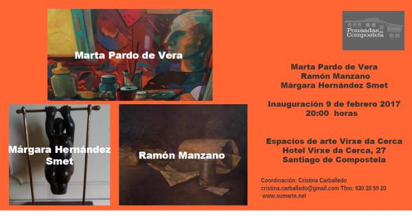 Marta Pardo de Vera Ramón Manzano Margara Smet