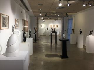 Exposición Duende y Compás, sala 1