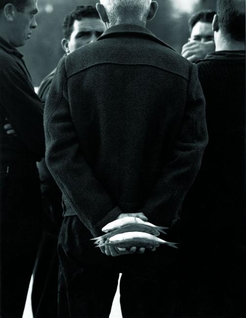 © Hereves Xavier Miserachs, Roses, 1965 — Cortesía de la Biennal de Fotografia Xavier Miserachs
