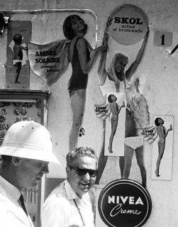 © Hereves Xavier Miserachs, Tossa de Mar, 1965 — Cortesía de la Biennal de Fotografia Xavier Miserachs